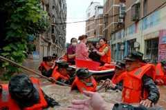 54.000 warga China dievakuasi, proyek pertambangan ditutup